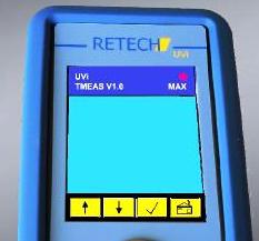 Medidor de Temperatura na Superfície do Godet