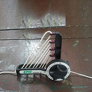 Dial Tensor -Controle de tensão do fio