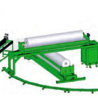 Sistema para Fabricação de Tecido Biaxial